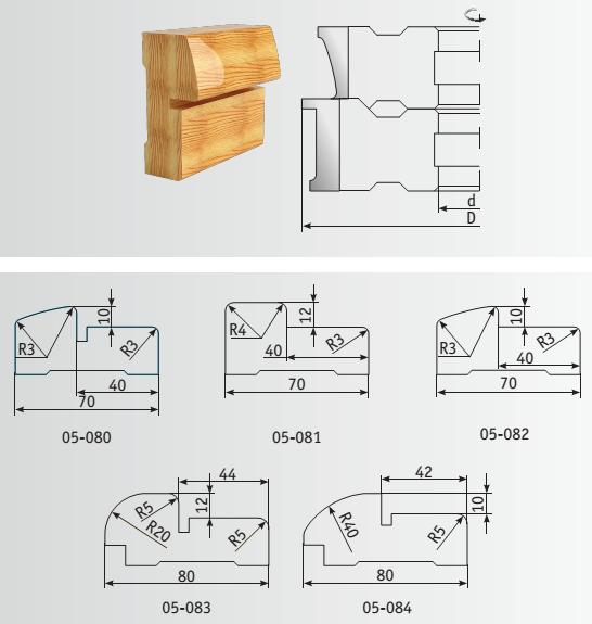 Коробка двверная, схема