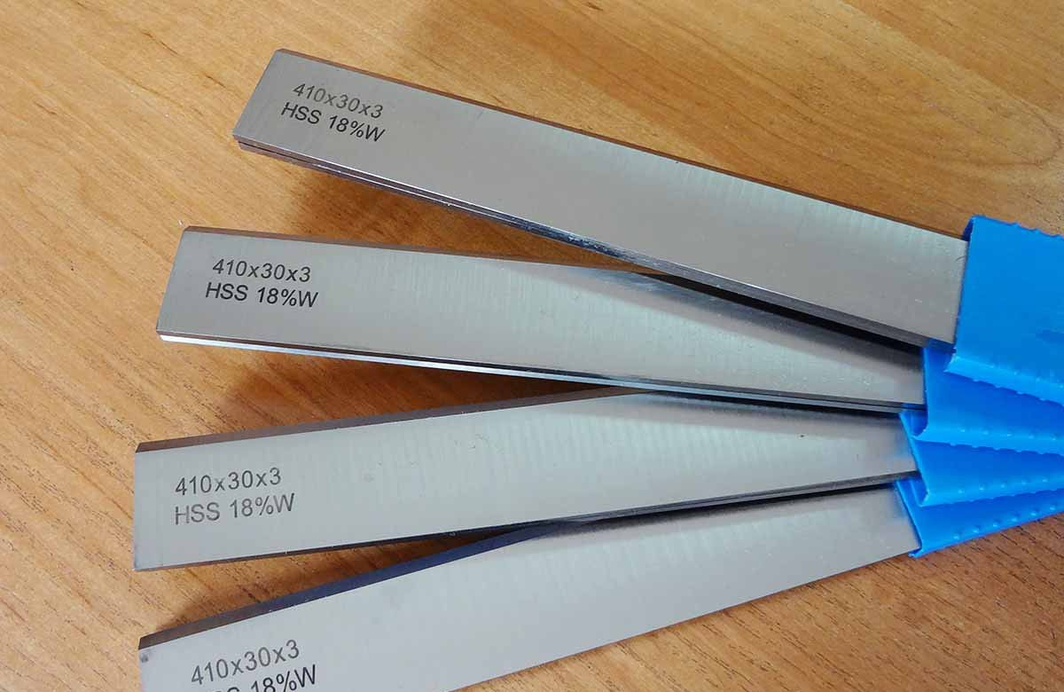 Ножи, HSS 18%