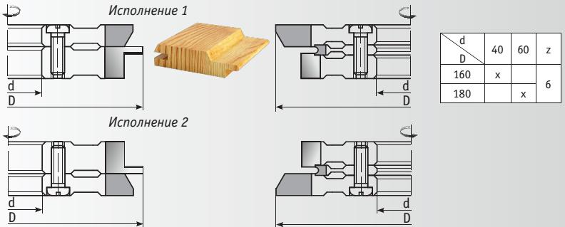 Обшивочная доска, схема обработки стр. 26