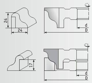 Дверной штапик схема