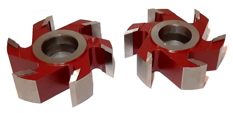 Фрезы пазовые для плоских поверхностей 160х40х50 700 МП
