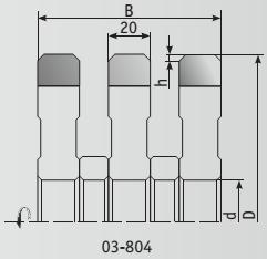 Воздушный паз, схема 2
